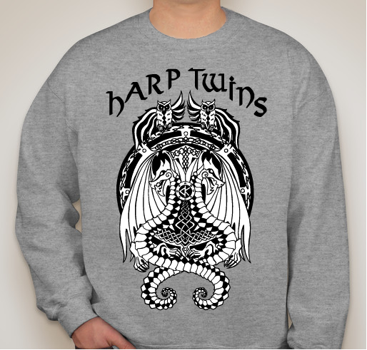 Image of Shader Crest Sweatshirt