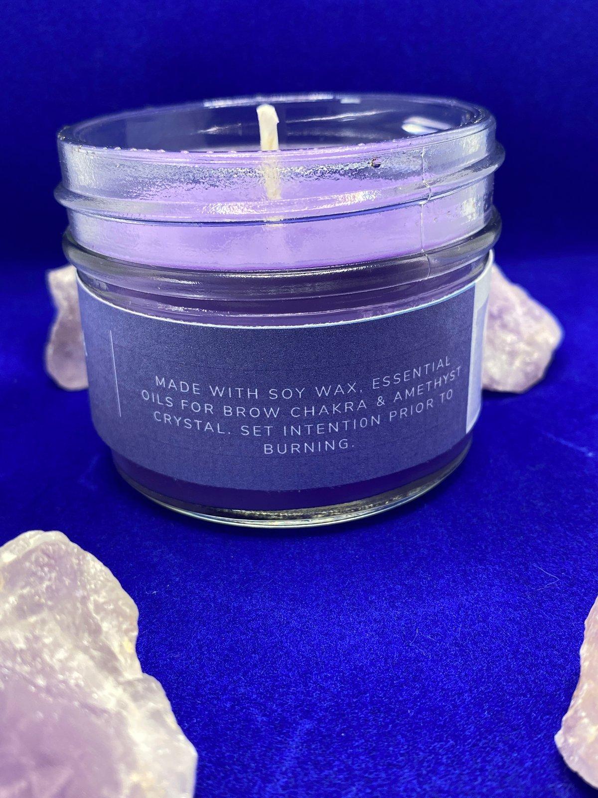 Brow Chakra Balance Candle