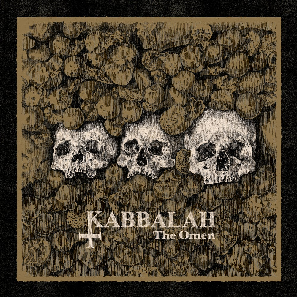 Image of Kabbalah - The Omen Deluxe Vinyl Editions