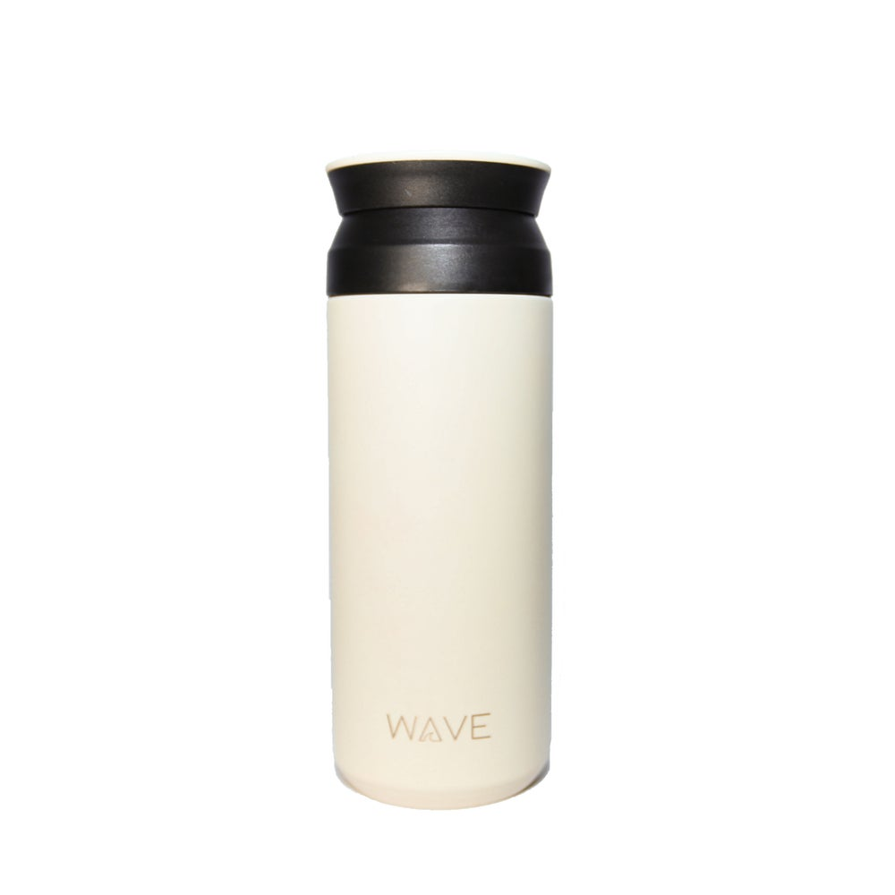 Image of White 500ml Thermal Bottle