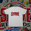 SYRVE IN YOUR WHITE TEE