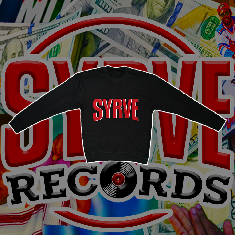 SYRVE BRED SWEATER