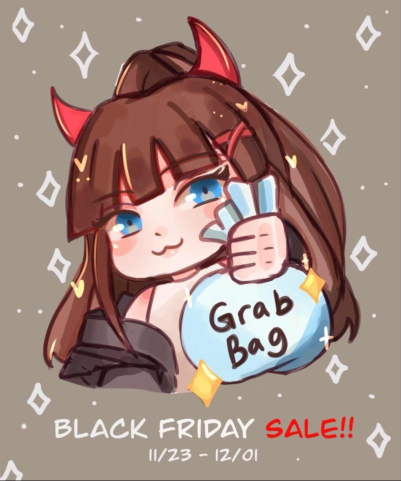 Image of BLACK FRIDAY GRAB BAG SALE!