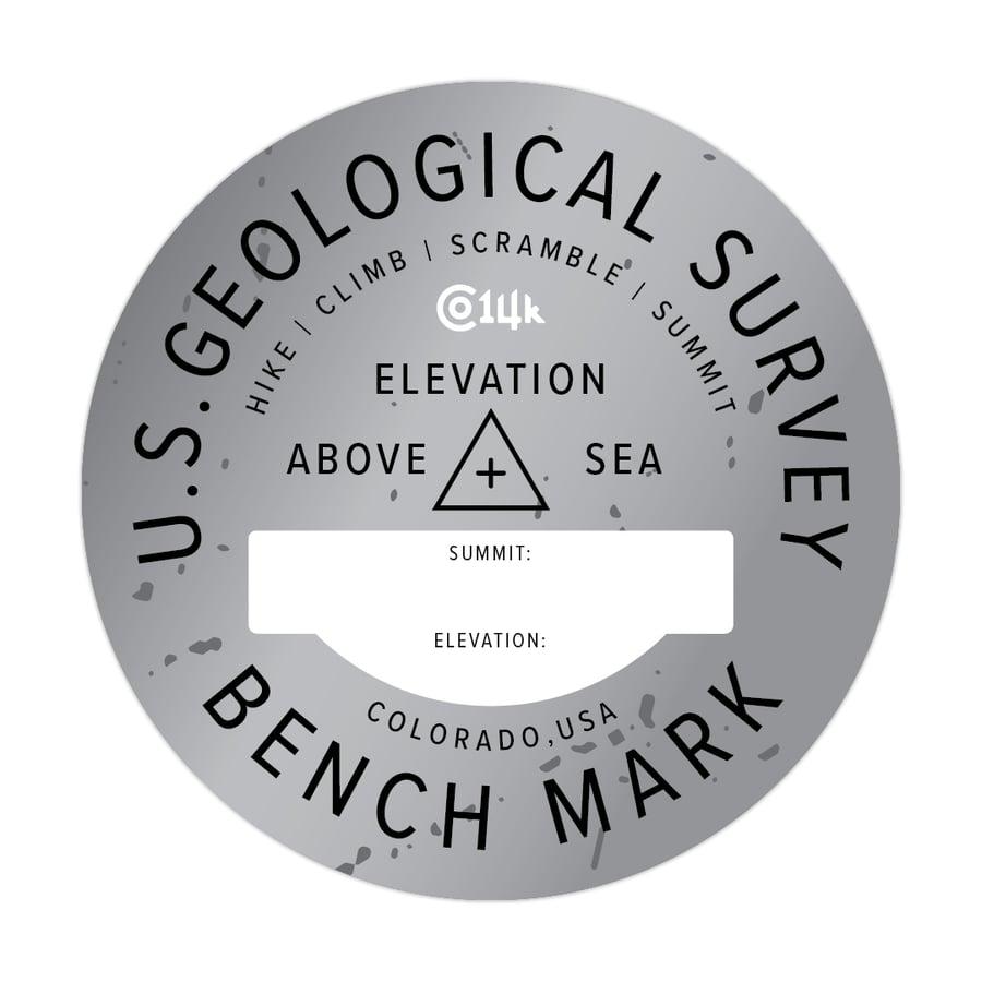 Image of Summit Market Sticker