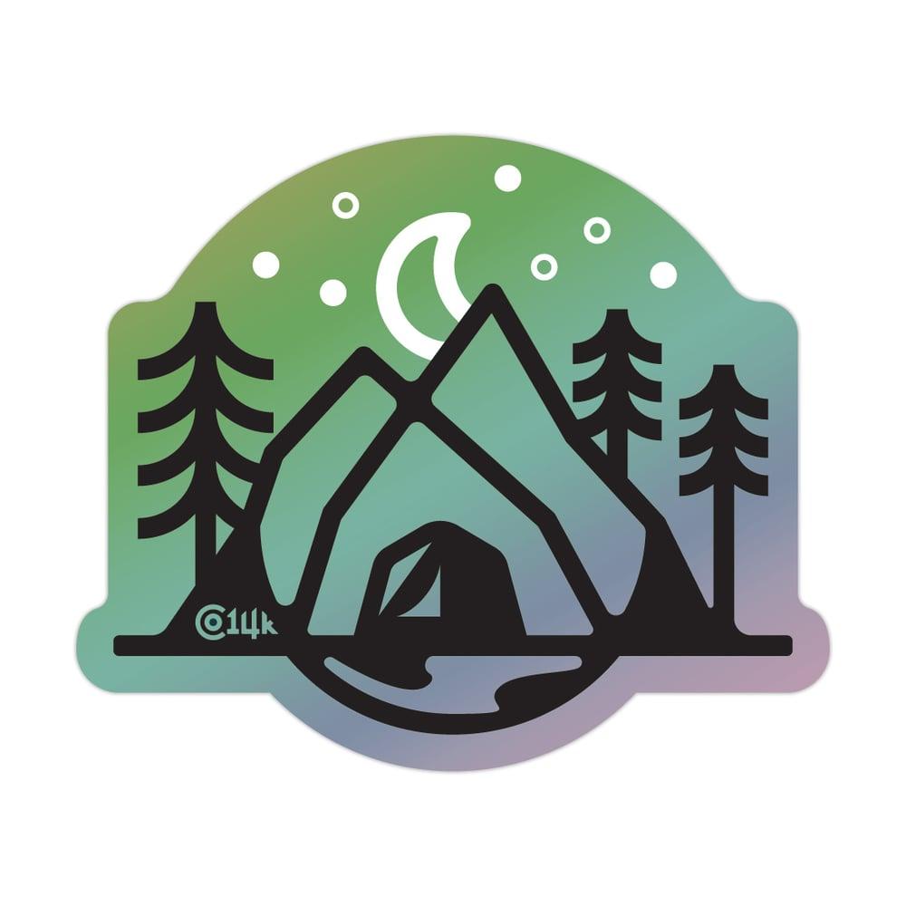 Image of Starlight Camp Sticker
