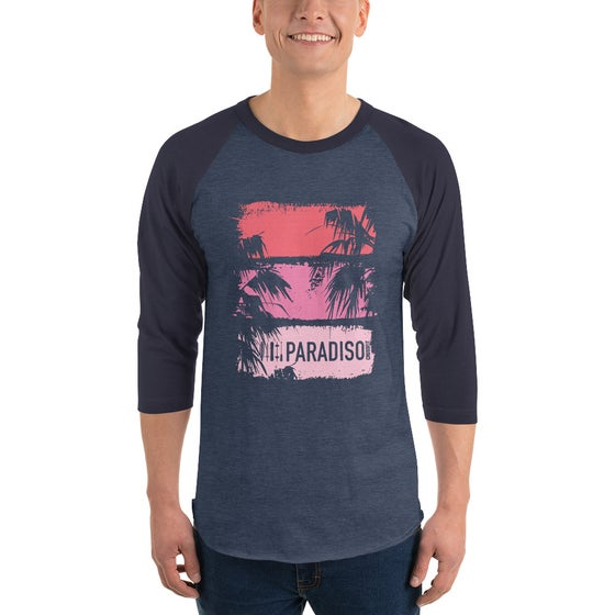 Image of Palm Trees Raglan