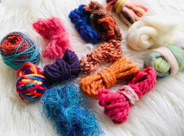 Image of On the Edge of the Rainbow Fibre Pack