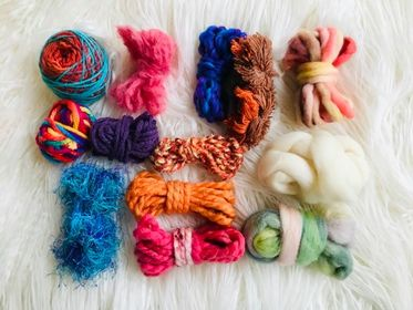 On the Edge of the Rainbow Fibre Pack