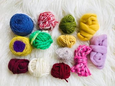 Image of Colours Delight Fibre Pack