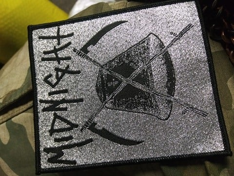 Midnight Woven Patch *import*
