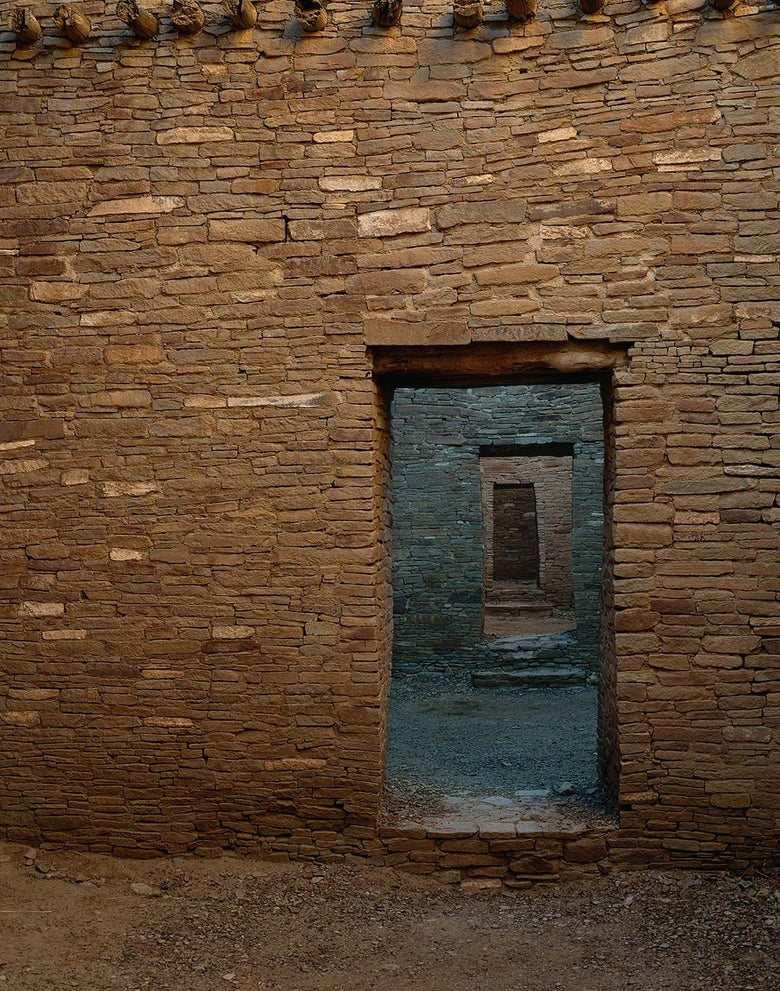 Image of Passage of the Ancients, Chaco Culture National Park, New Mexico