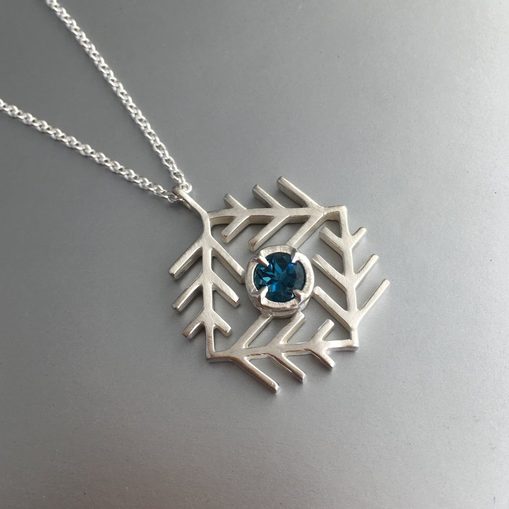 Image of pine time pendant
