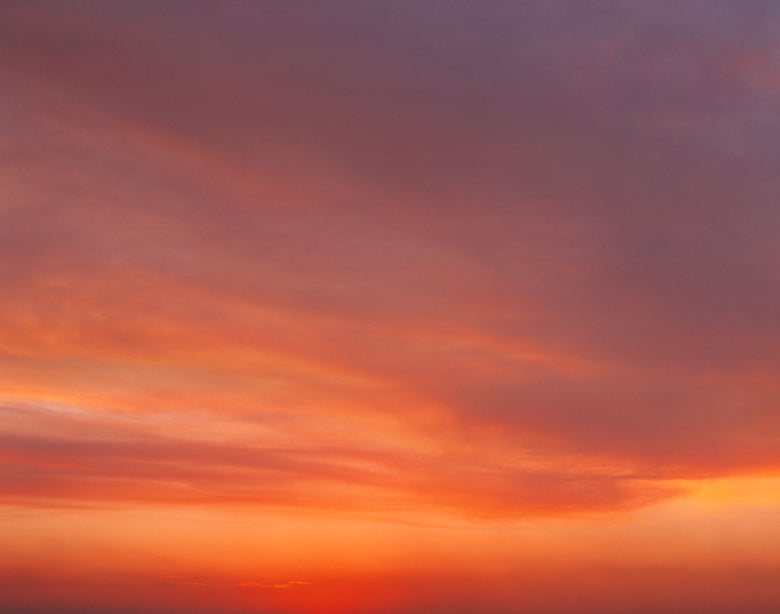Image of Mojave Sky, Mojave Desert, California