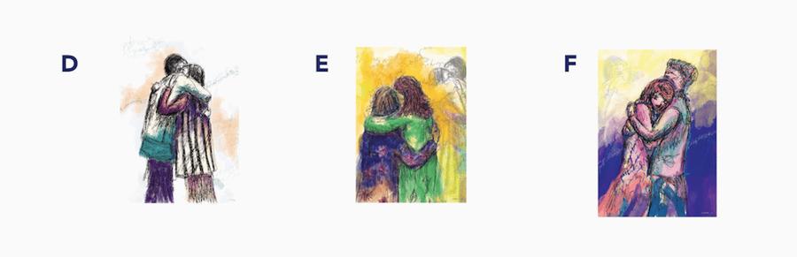Image of refuge - large illustrations