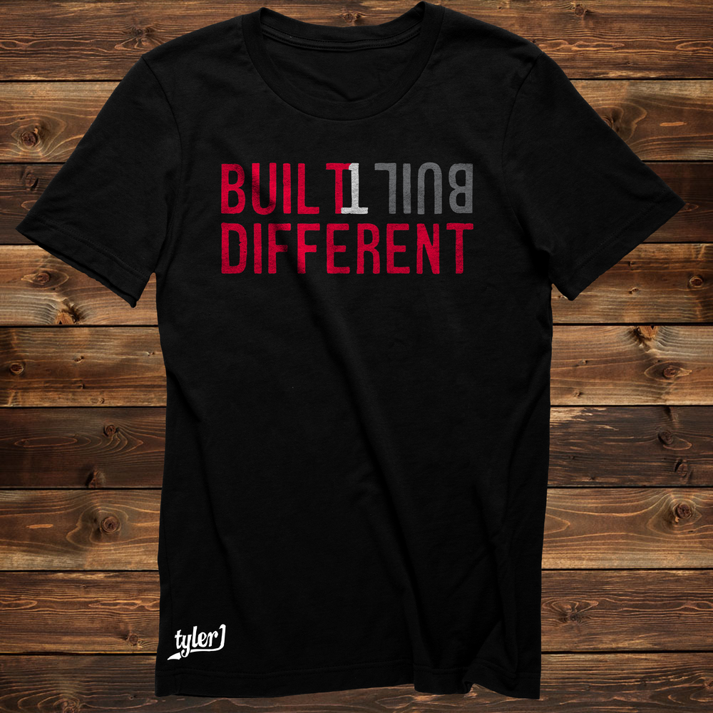 Built Different Tee
