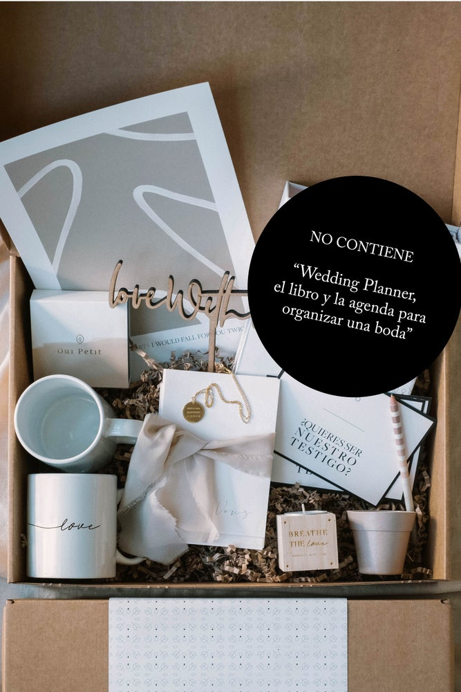 "Image of The Wedding Box ""TWO"""