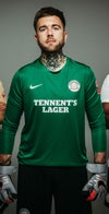 "Glasgow Saints ""Keeper"" Shirt - Green *Pre-Order*"