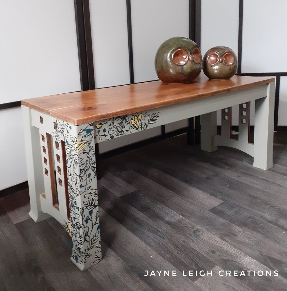 Image of Chunky Coffee Table