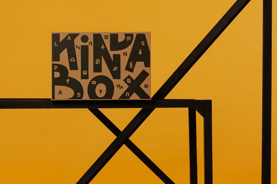 """Image of KINDA BOX NOËL 2020 /Livraison à 12€ ou Code promo """"Localsonly"""" pour la récupérer en personne"""