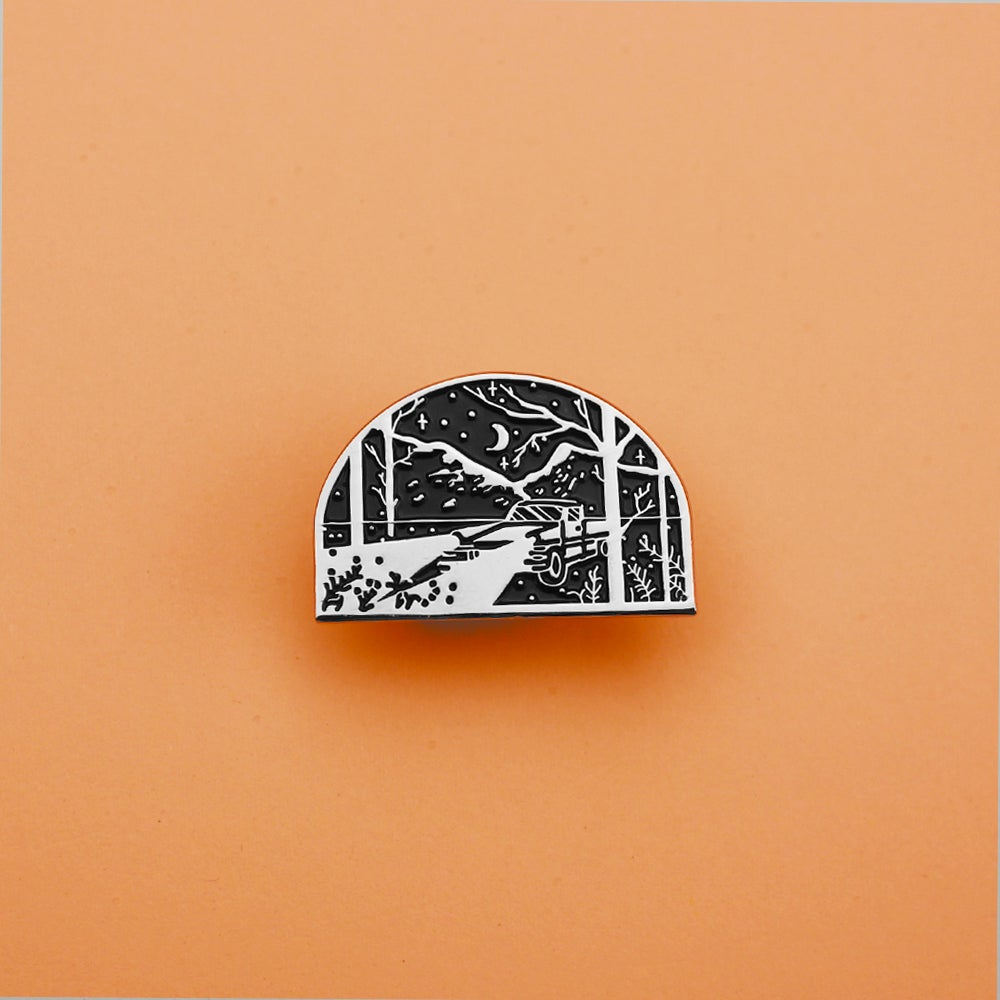 Image of Night Drive Pin