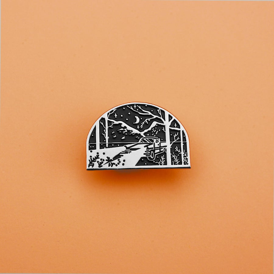 Image of Night Drive Pin