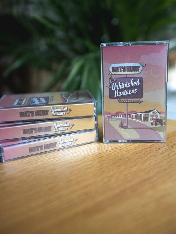 """Image of The """"Unfinished Business"""" Deluxe Cassette"""
