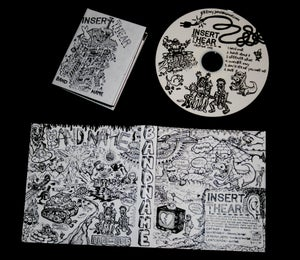 Image of Insert Hear CD