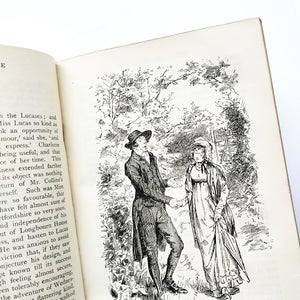 RARE - Jane Austen - Pride and Prejudice - Illustrated by Charles E Brock