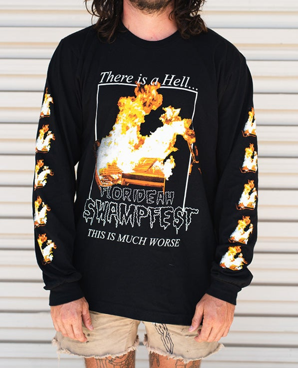 Image of Hell Longsleeve Shirt
