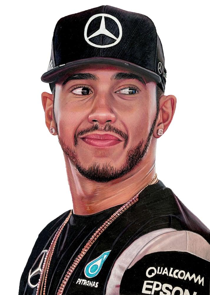 Image of Lewis Hamilton