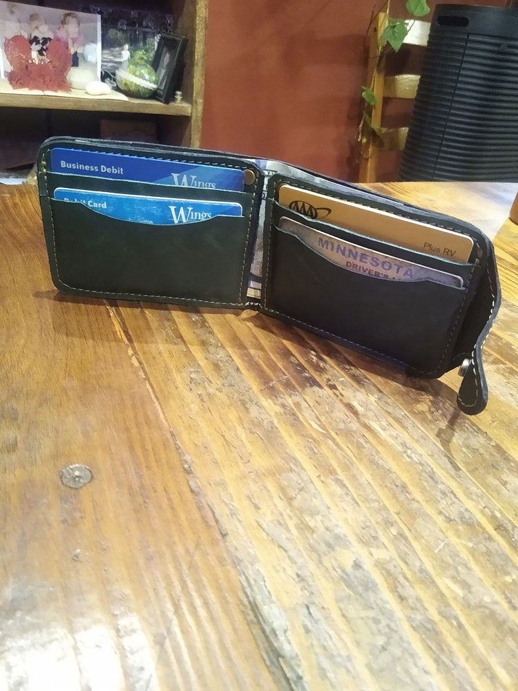 Image of Folding wallet #3