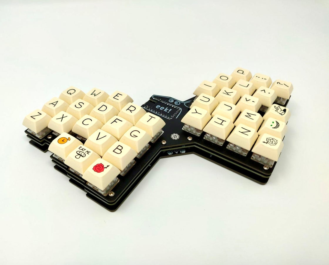 Image of EEK! Keyboard Kit