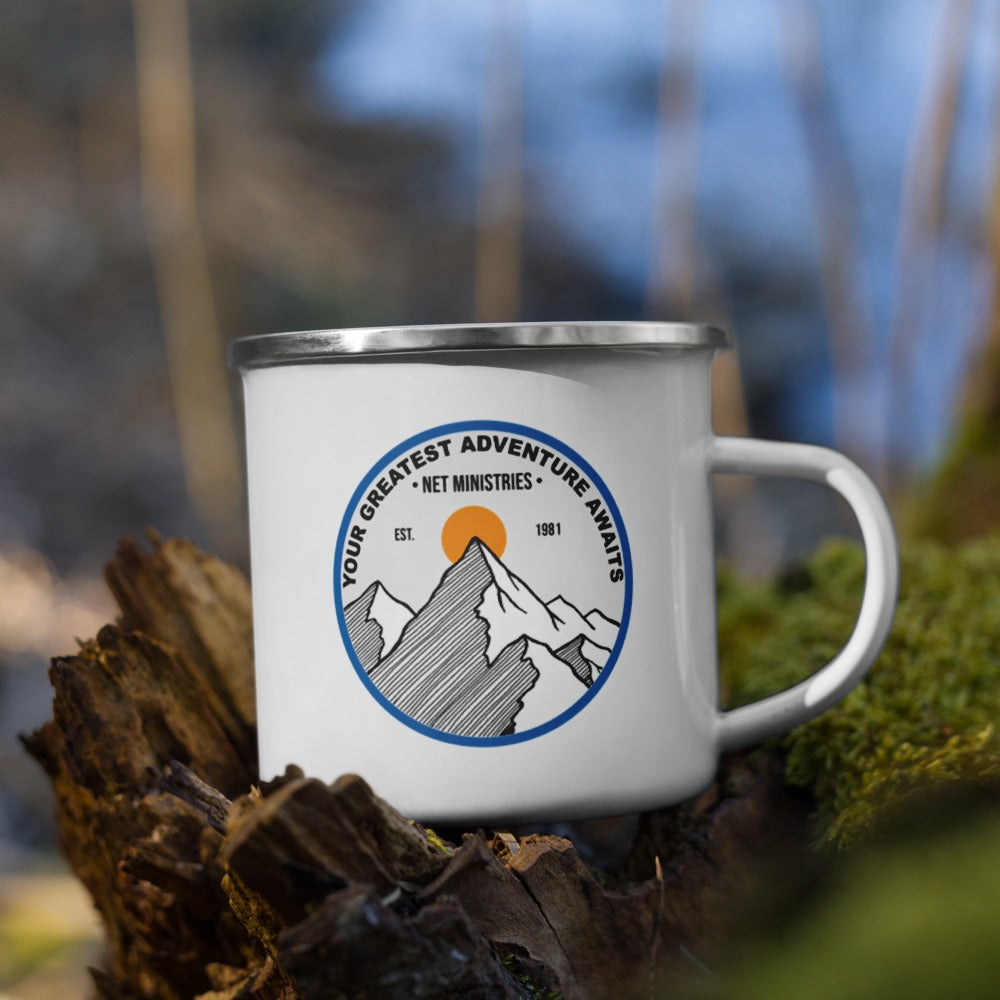 Image of Greatest Adventure Camping Mug