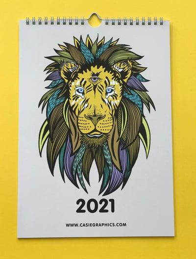 Image of Calendar 2021