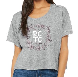 Image of RCTC Flowy Boxy Tee