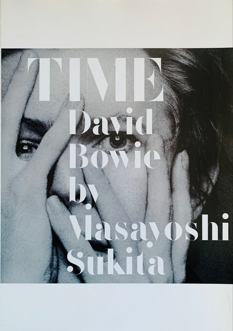 Image of (Masayoshi Sukita) (鋤田正義)(Time David Bowie)