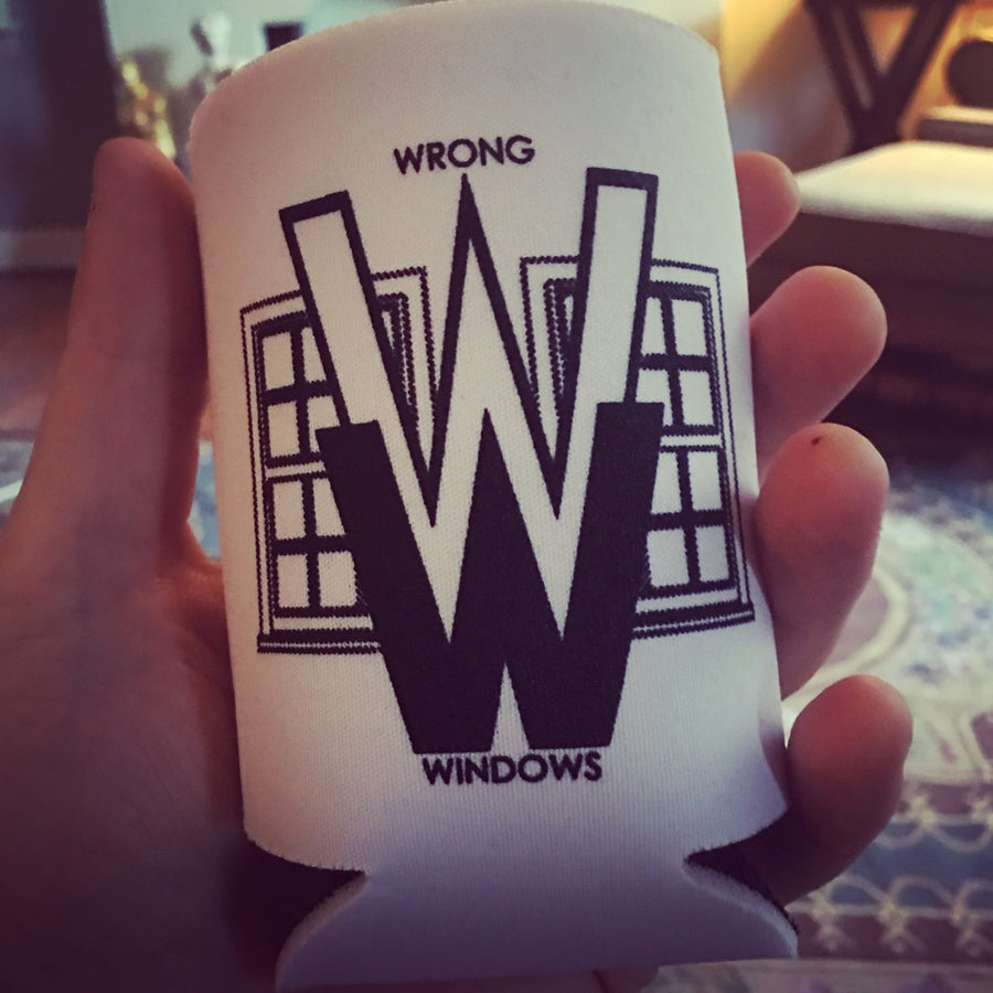 Image of WW Can Coozie (Logo Variation #2.5)