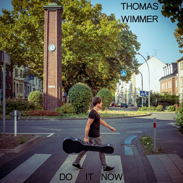 Image of Singer-Songwriter Thomas Wimmer - Do It Now CD