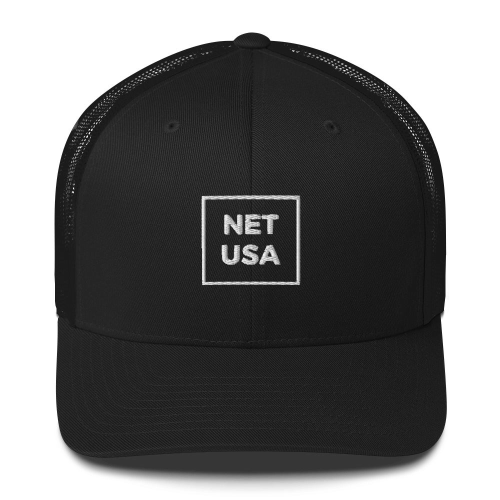 Image of NET USA Trucker Hat