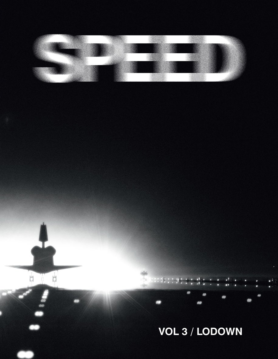 Speed - Art Issue 003