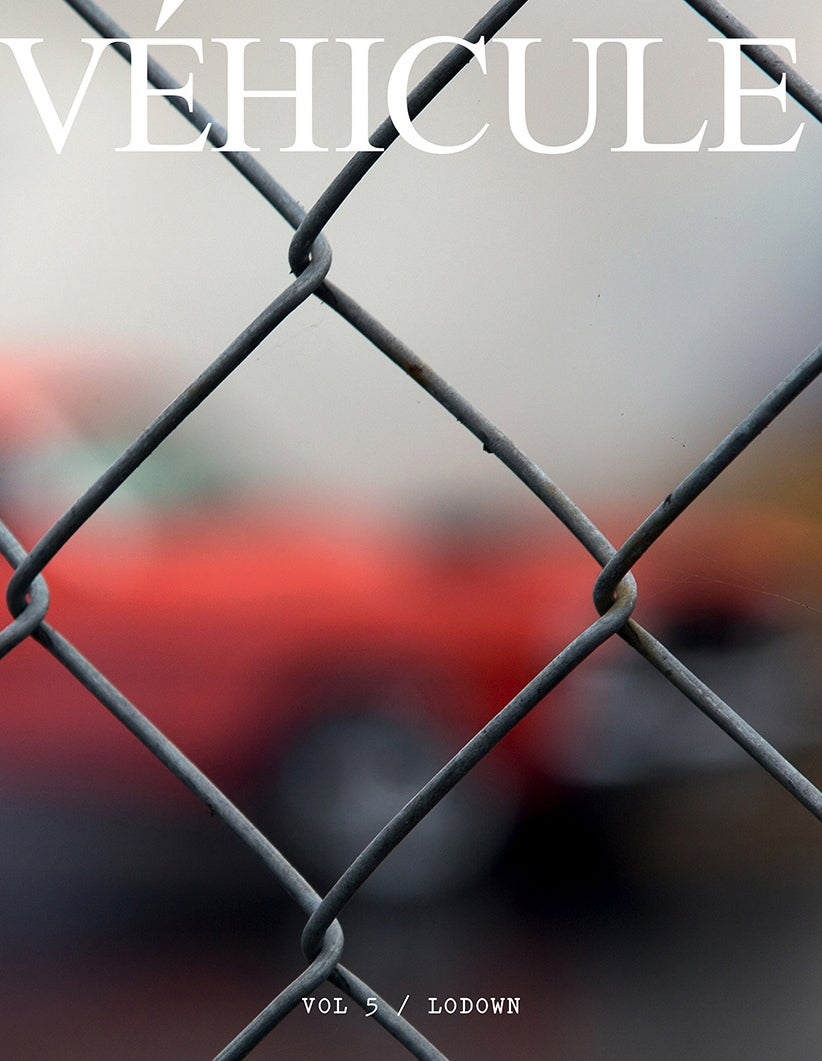 Véhicule - Art Issue 005