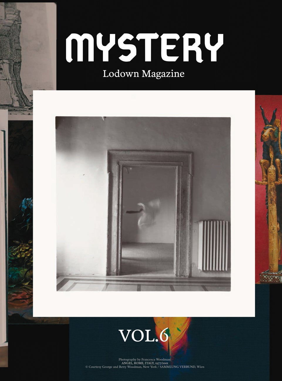 Mystery - Art Issue 006
