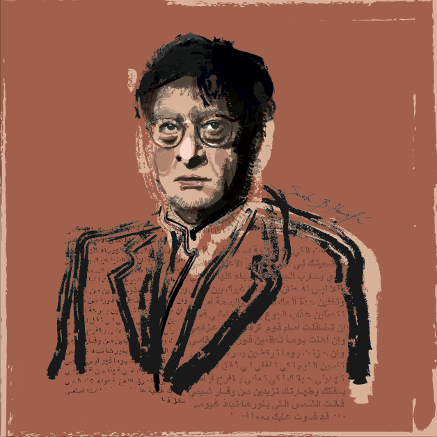 Image of Mahmoud Darwich
