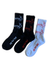MY FEET HURT METAL SOCKS [3 PACK] Image 5