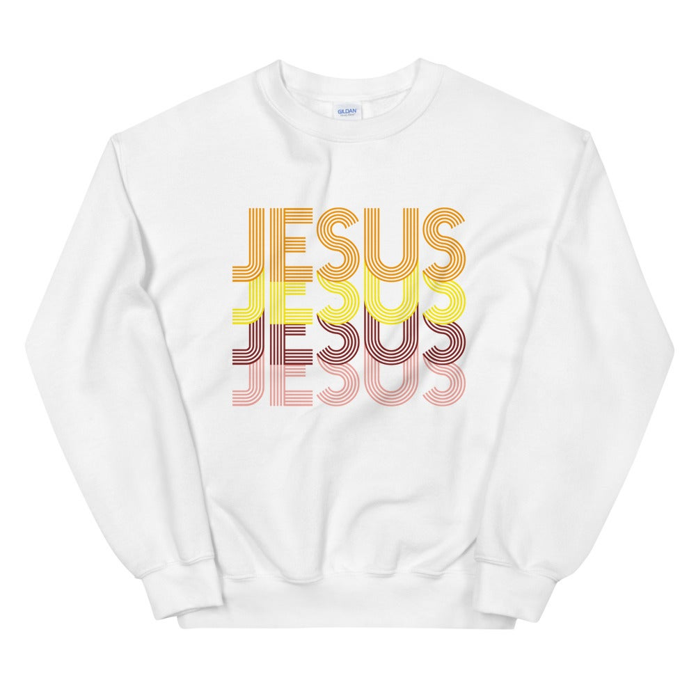 Image of Jesus Sweatshirt