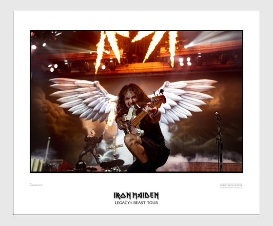 Image of STEVE HARRIS/ICARUS - IRON MAIDEN - LEGACY OF THE BEAST