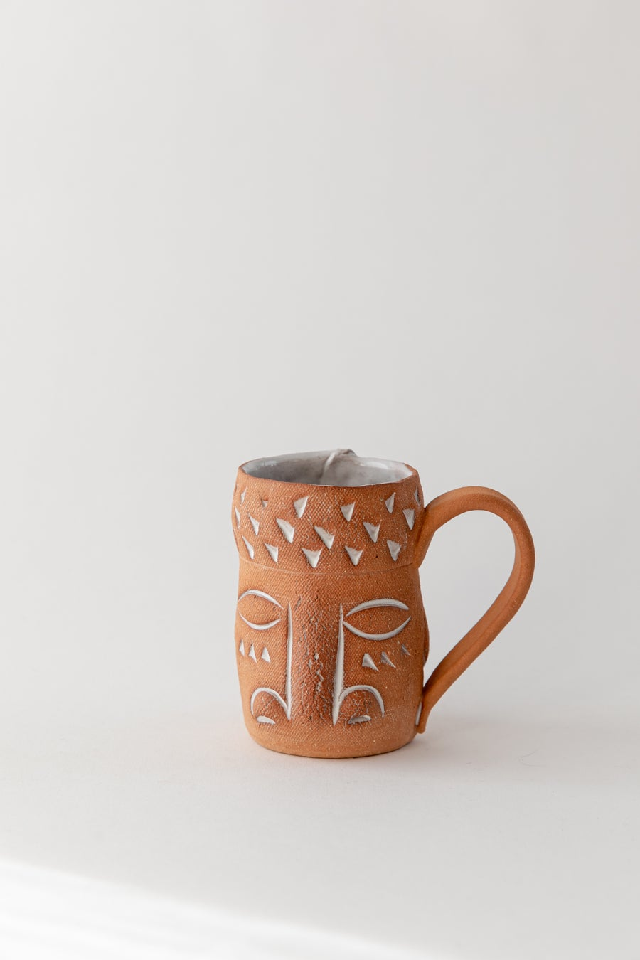 Image of Large Tiki Mug - Nude Man no.2