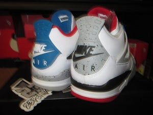 "Image of Air Jordan IV (4) Retro SE ""What the"""