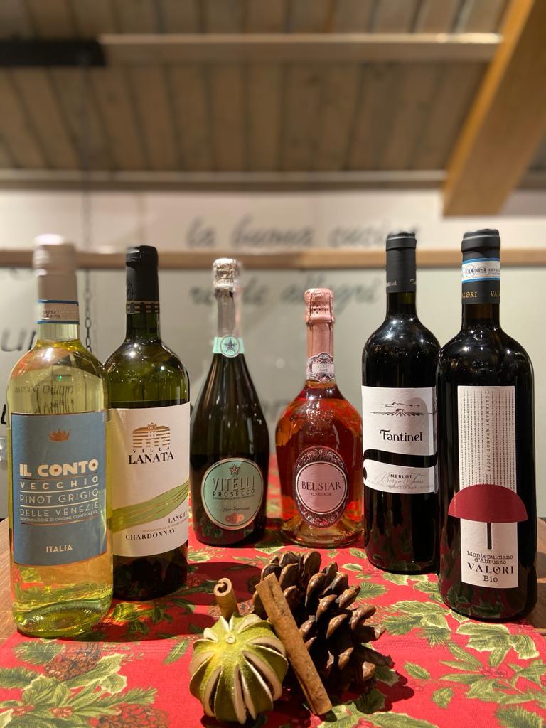 Image of Premium Wine & Champagne
