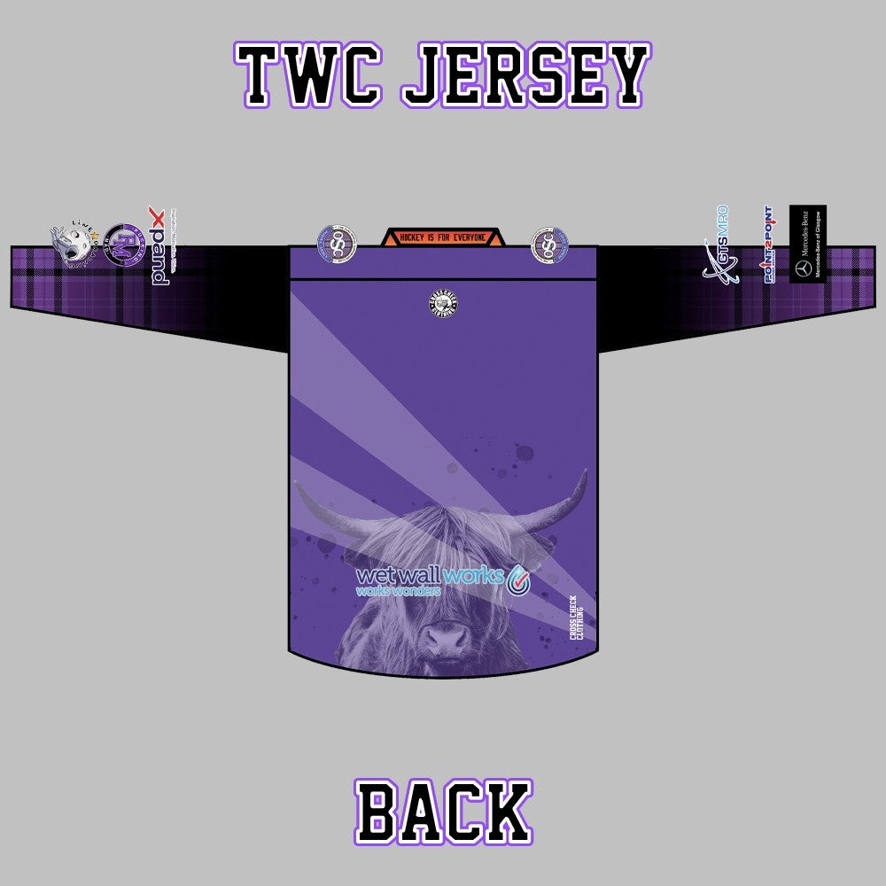 2020/21 Together We Clan Fan Jersey